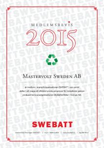 Swebat 2015