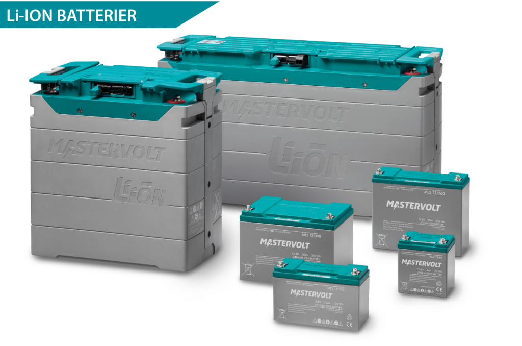 Li-ion batterier 16