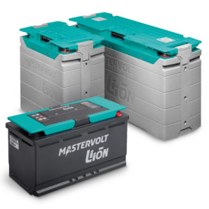 Batterier Li-ION
