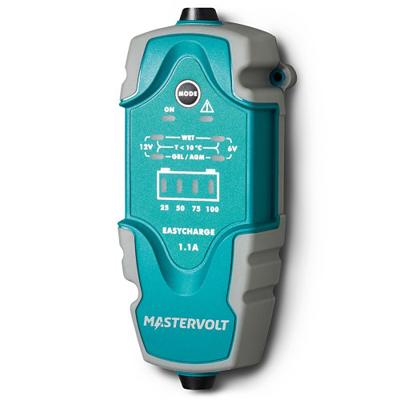 EasyCharge 1.1A batteriladdare IP67