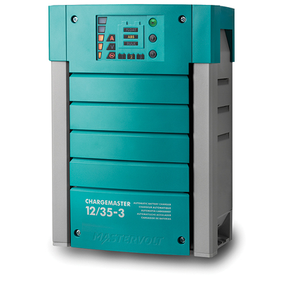 Chargemaster 12V 35A batteriladdare