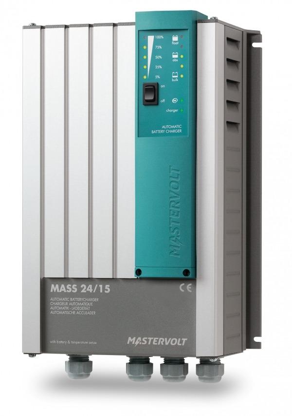Mass 24/14-2 Batteriladdare