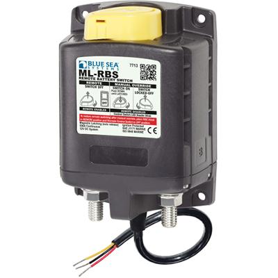 Fjärrstyrd batteriladdare 7713