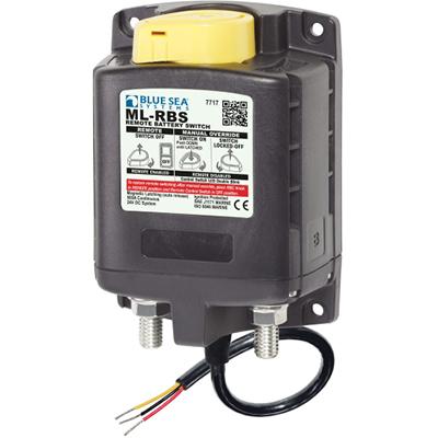 Fjärrstyrd batteriladdare 7717
