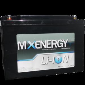 MX 12V 100Ah li-ion batteri