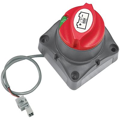 Motordriven batteribrytare 701-MD