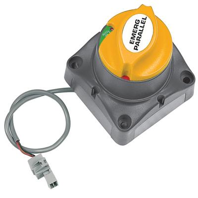 Motordriven batteribrytare 701-MDVS