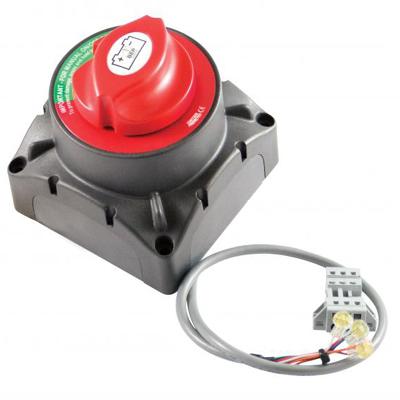 Motordriven batteribrytare 720-MDO