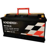 MX startbatteri