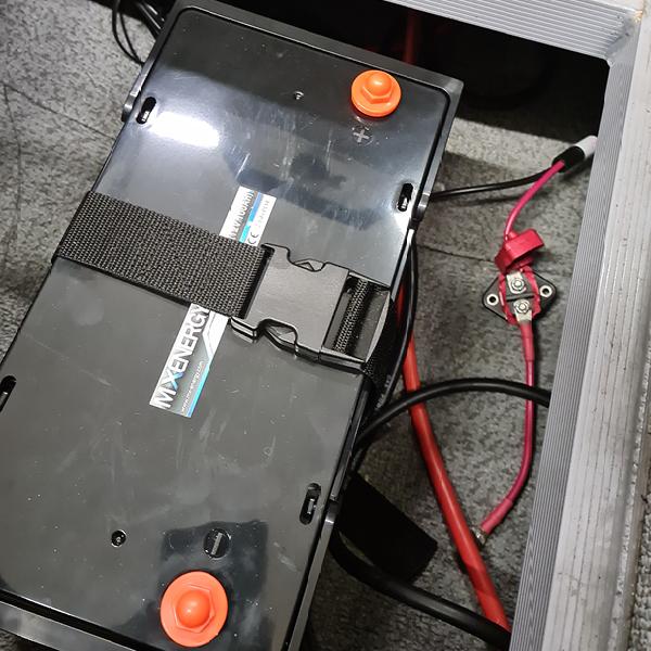 Jocke Blom Svartzonker Litiumbatteri MX-energy
